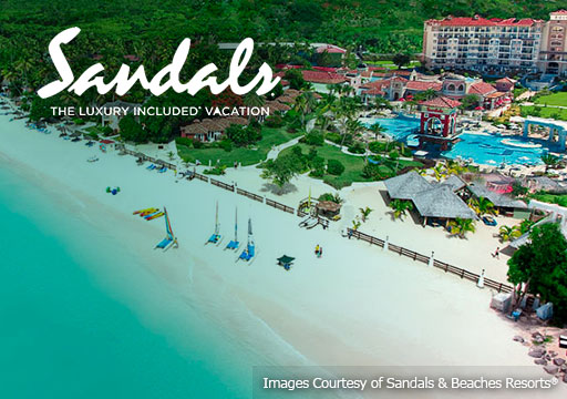 Sandals | The Luxury Included Vancation