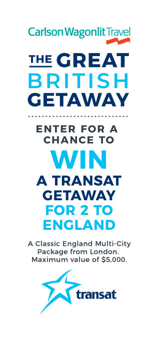 The Great British Getaway
