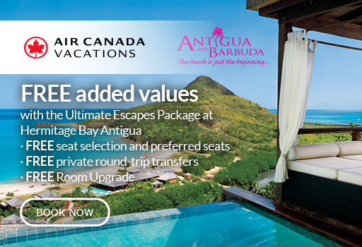 Antigua - Air Canada Vacations