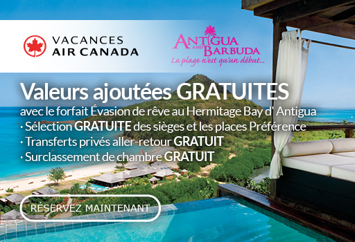Antigua - Vacances Air Canada