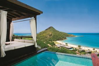FREE added values with the Ultimate Escapes Package at Hermitage Bay Antigua