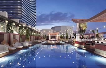 Save 25% at the Cosmopolitan Las Vegas on minimum four night packages