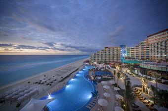 Receive unlimited rounds of golf at select Hard Rock resorts in Mexico and the Caribbean