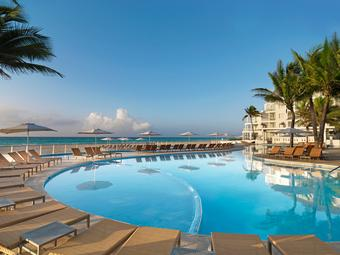 Up to $1,500 resort credit  at select Palace Resorts in Mexico & Jamaica