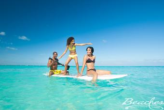 SAVE up to $458 per room at select all-inclusive Luxury Included<sup>®</sup> Beaches<sup>®</sup> Resorts in the Caribbean